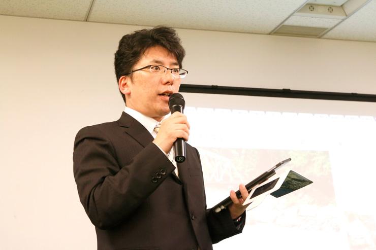 【只見線応援】「チャレンジ!ふくしま創生プロジェクト」 セミナー
