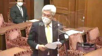 /data/project/840/衆議院予算委員会での務台議員.jpg